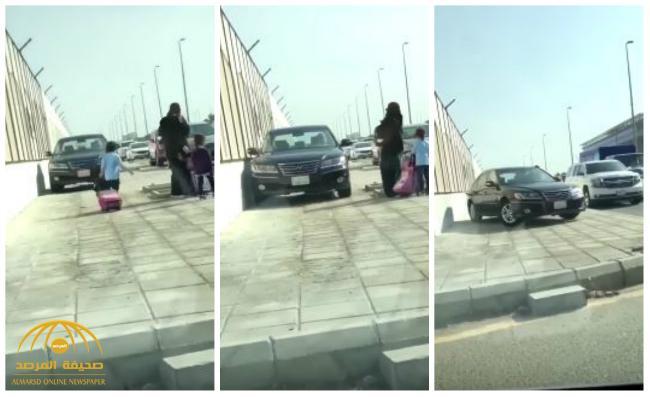 مرور جدة يلقي القبض على السائق المستهتر وسجنه 15يوما ! – صورة