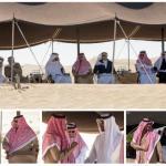 بالصور : تفاصيل لقاء ولي عهد أبوظبي بوزير الداخلية الأمير عبدالعزيز بن سعود