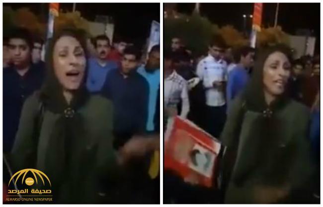 شاهد .. إيرانية: نظام الملالي أجبرنا على بيع أجسادنا بسبب الجوع والفقر!