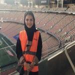 """""""سعودية"""" تروي تجربتها الأولى في تنظيم دخول السيدات ملعب الجوهرة.. وتكشف عن موقف أسرتها!"""