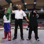 فتاة سعودية تحصد أول لقب ملاكمة عالمي!