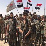 """ظهور """"لاعب"""" جديد في سوريا"""