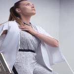 """تتحدث 5 لغات"""".. عارضة أزياء أوكرانية تكشف سبب انتقالها للعيش في المملكة.. وتحكي عن تجربتها داخل المجتمع السعودي""""-صور"""