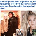 """عثر على جثتها بالقرب من موقع مهرجان """"بستيفال"""" .. مقتل ابنة ممثل شهير على يد حبيبها في لندن"""