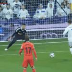 """شاهد.. ملخص أهداف مباراة ريال مدريد وريال سوسيداد """" 5-2 """" في الدوري الإسباني"""