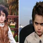"""يزن.. هل تعرف أنك جميل  ؟ .. شاهد طفل سعودي يغادر قناة العربية بعد أسئلة المذيعين : """" أزعجتوني"""""""
