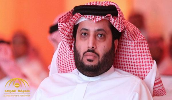 """قد يستغرب البعض تغريدتي .. أول تعليق من """"تركي آل الشيخ"""" على احتمال قوي بسحب تنظيم مونديال 2022 من قطر"""