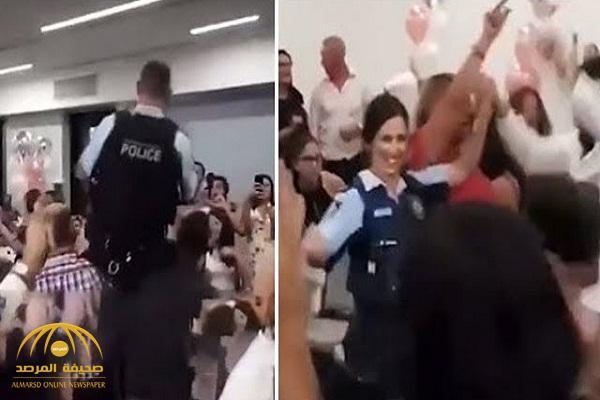 بالفيديو : الشرطة تداهم عرساً لبنانياً في استراليا .. وكانت المفاجأة !