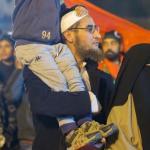عضو في القاعدة ومطلوب دوليا بتهمة الإرهاب يظهر فجأة أثناء احتفال ذكرى الثورة الليبية!
