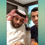 بالفيديو.. تركي آل الشيخ يحسم أمر «السومة» !