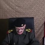 بالفيديو..كلمة عزت الدوري عن ولي العهد والسيسي