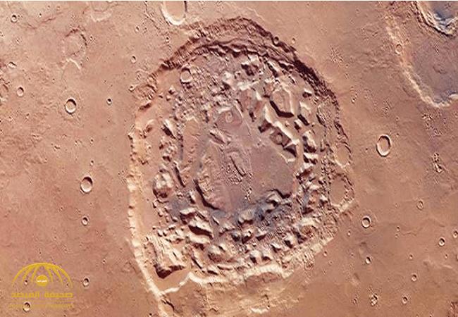 """التقطت على كوكب """"المريخ"""" وأظهرت هذه العلامات .. لماذا حيرت هذه الصورة العالم"""