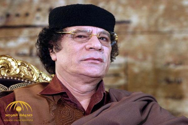 """الرقم القومي لـ""""القذافي"""" يحدث أزمة كبيرة في ليبيا"""