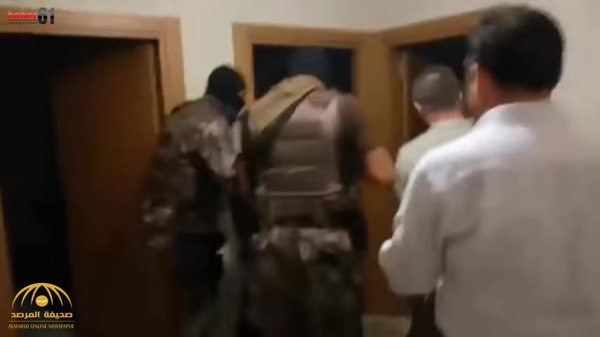 بالفيديو… لحظة تحرير مسؤول عراقي من خاطفيه في تركيا