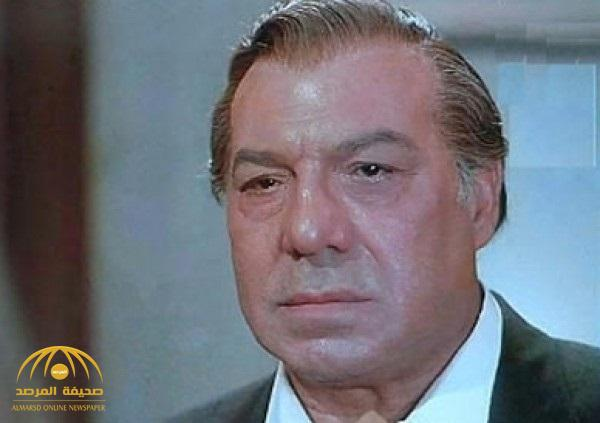 """شاهد .. آخر صورة للفنان """"فريد شوقي"""" قبل وفاته وهو على فراش المرض"""