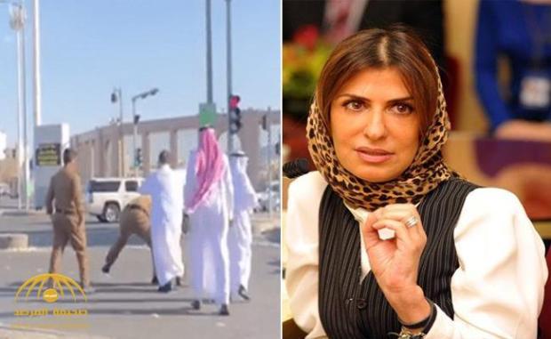 لدحض الإشاعات .. الأميرة بسمة بنت سعود تعلق على واقعة الاعتداء على رجلي أمن بالمدينة  .. ما حدث جزء بسيط من المشكلة !