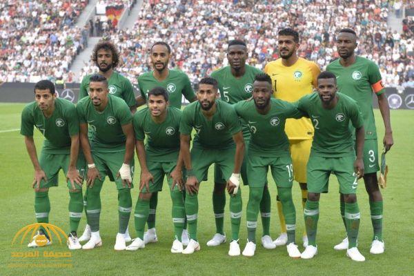 التشكيل المتوقع للمنتخب السعودي في افتتاح كأس العالم!
