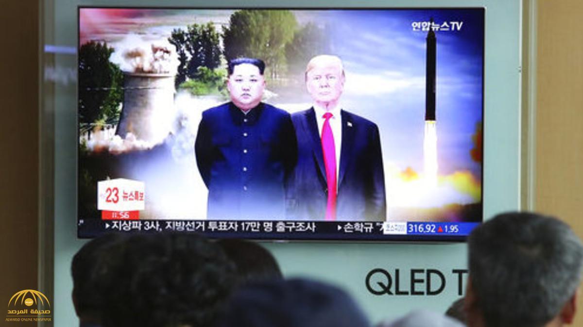 """بالفيديو .. مذيعة القناة المفضلة لـ """"ترامب"""" تقع في خطأ صادم وهي تتحدث عن لقاء القمة"""