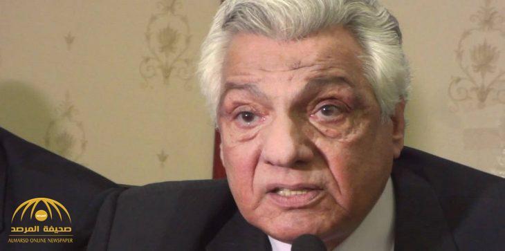 وفاة الفنان المصري أحمد عبدالوارث