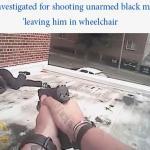 ترجمة حصرية .. شاهد : شرطي أمريكي يوجه ثلاث طلقات من مسدسه إلى شاب أعزل
