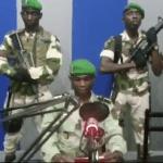 انقلاب في الغابون … وضابط في الجيش يصدر بيانا عاجلا -فيديو