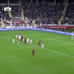 بالفيديو : قطر تفوز على العراق بصعوبة وتتأهل لربع نهائي كأس آسيا 2019
