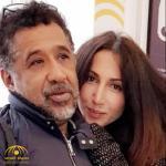 """الشاب خالد يكذب فلة الجزائرية بـ""""صورة رومانسية"""" مع زوجته (صورة)"""