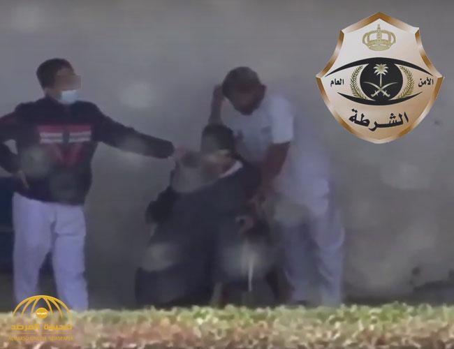 """أول تعليق من شرطة الرياض بشأن """"مقطع الاعتداء على أحد المرضى"""" بمستشفى الملك خالد بالخرج"""