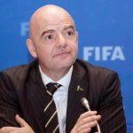 """رئيس الاتحاد الدولي لكرة القدم """"فيفا"""" يصدم  """"قطر"""" بهذا التصريح!"""