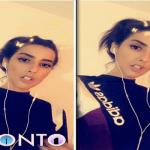 """بالفيديو .. مبتعثة سعودية مقيمة في كندا توجه رسالة لـ""""رهف"""": مسكينة وديتي نفسك في ستين داهية!"""