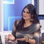 شاهد .. سما المصري بتصريح صادم: الراقصة فاتحة بيوت   وقد تكون أفضل من أي سيدة محجبة!