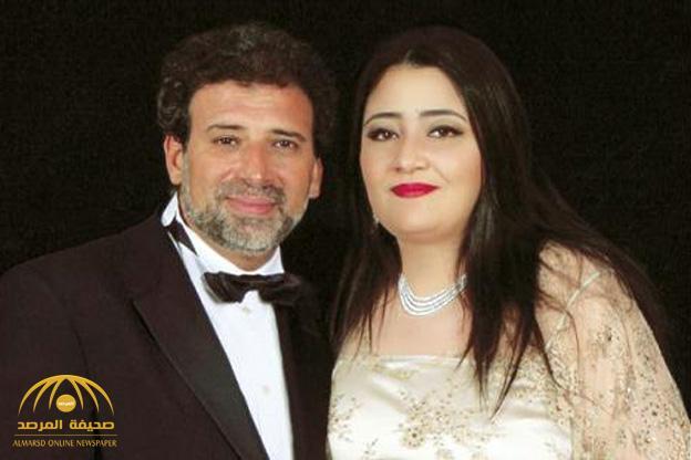 """أول تعليق من """" شاليمار شربتلي"""" زوجة المخرج """"خالد يوسف"""" على خبر زواجه من المذيعة """" ياسمين الخطيب """""""