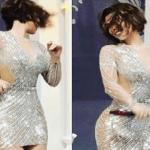 """""""شمس"""" تتجاهل الهجوم على رقصها بفستان فاضح.. وتظهر بفيديو جديد!"""