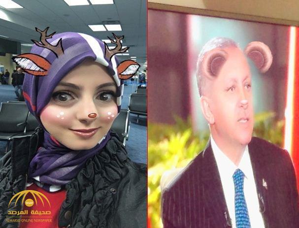 """شاهد.. """"كافاكجي"""" مستشارة أردوغان الجديدة تثير الجدل"""