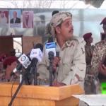 شاهد .. فيديو جديد لحظة الهجوم الحوثي على العرض العسكري في قاعدة العند اليمنية