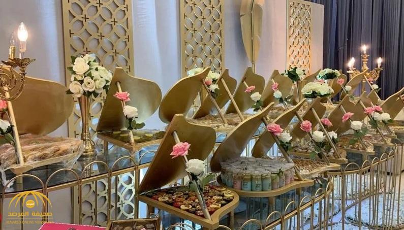 شاهد حفل زفاف مشهورة سناب مها الصيعري بعد تصدره على تويتر