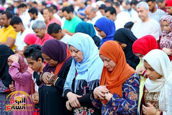 أسد العراق On Twitter صلاة العيد في مصر الأزهر رجال ونساء