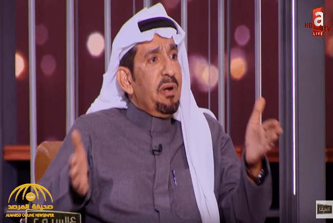 After sparking widespread controversy ... Abdullah Al-Sadhan reveals why he described Saudi drama as a