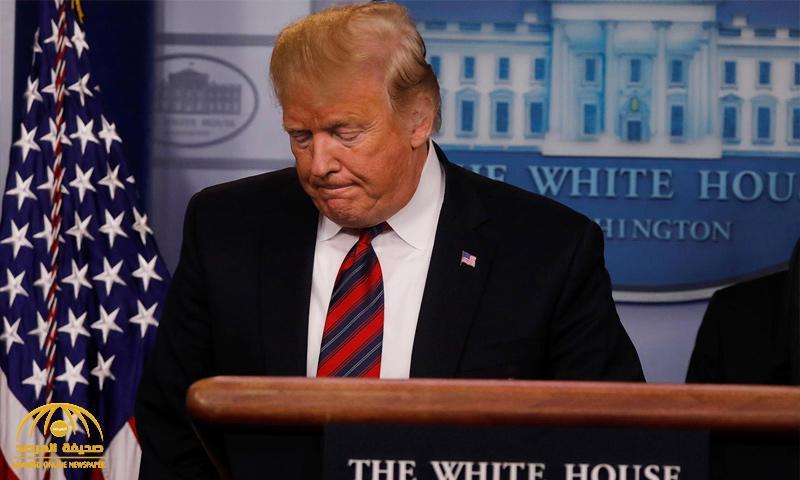 ترامب يعلن ولايتين أمريكيتين منطقة كوارث !