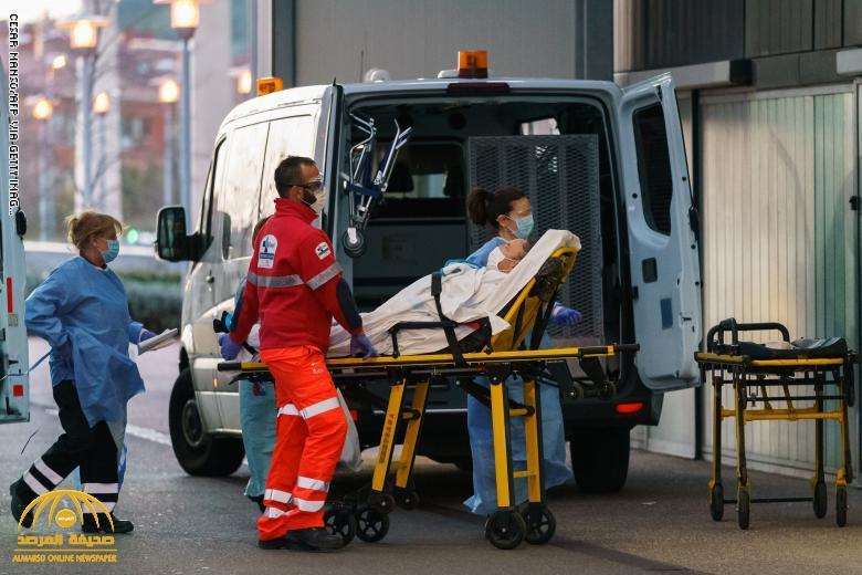 الصحة الإسبانية تعلن  رقم قياسي جديد في عدد الوفيات بفيروس كورونا