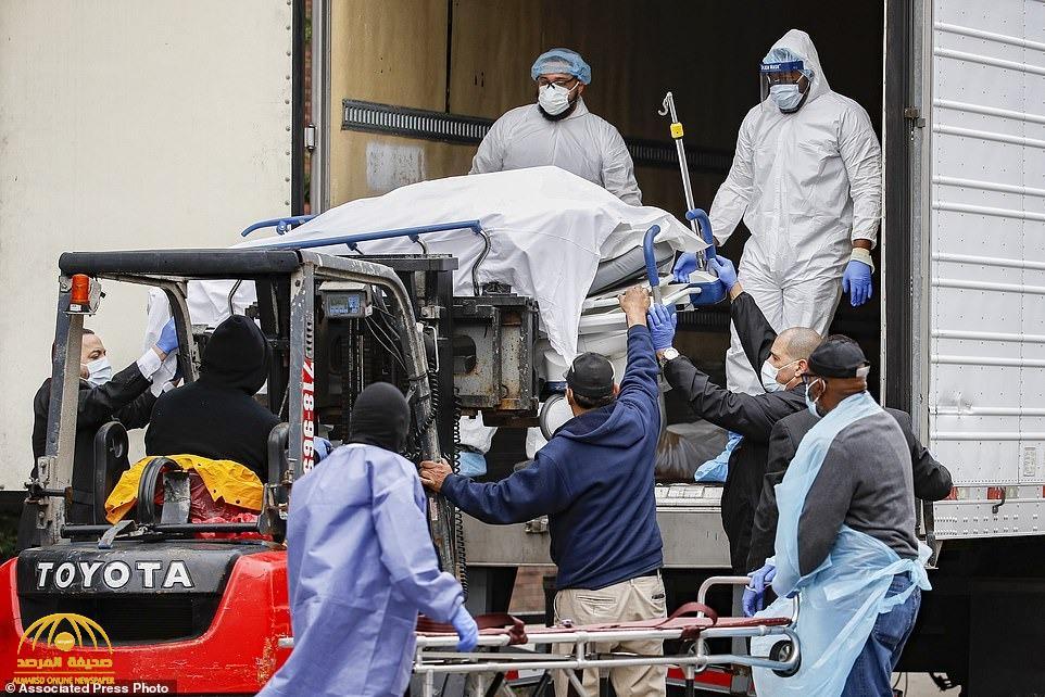 بعدما بلغ عدد الإصابات إلى 188 ألفاً … أمريكا تسجل أعلى حصيلة وفيات يومية بفيروس كورونا