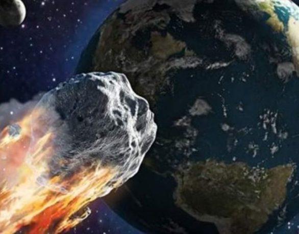 كويكب ضخم بحجم ملعب كرة قدم يقترب من الأرض