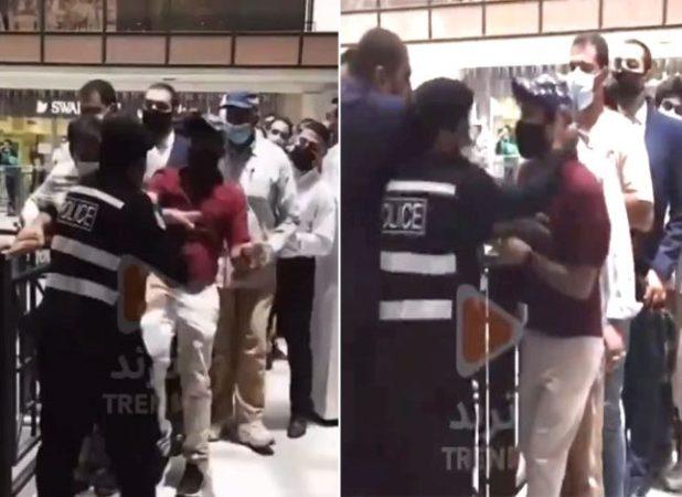 بيان أمني من وزارة الداخلية الكويتية بشأن صفع شرطي لعامل آسيوي -فيديو