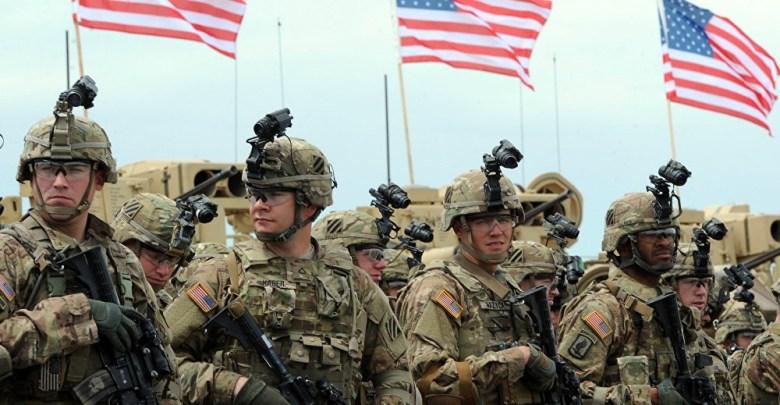 قوات امريكية