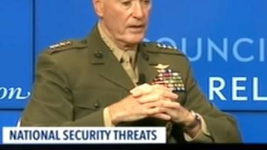 Photo of بالفيديو :جنرال أمريكي يفضح القوات الأمريكية .. ليست لدينا قوة ردع لحماية شركائنا بالمنطقة