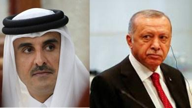 """Photo of """"تميم"""" ينقلب على """"أردوغان"""" بالإنجليزية..والسبب …"""