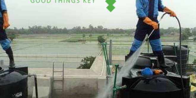 شركة تنظيف خزانات في الرياض