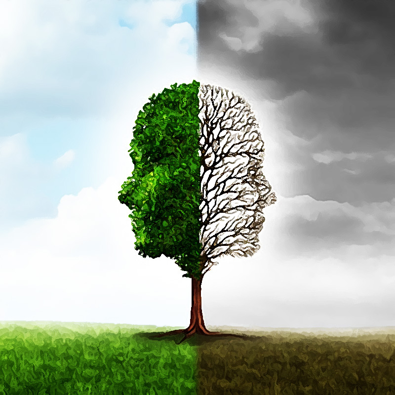 صورة إنسان على شكل شجرة، إحدى التعبيرات عن التدين