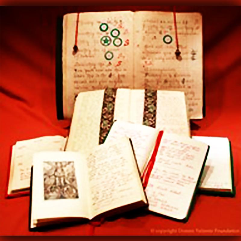 نماذج من كتاب الظلال (المصدرعن صفحة دورين فالينيت)