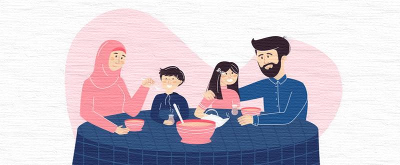 الأسرة والأمومة